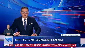 """""""Wiadomości"""" TVP z 3 sierpnia 2021 roku"""