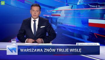 """""""Wiadomości"""" TVP z 30 sierpnia 2020 roku"""