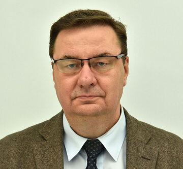Wiceminister Szymon Giżyński