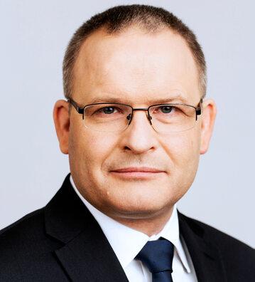 Wiceminister  zdrowia Maciej Miłkowski