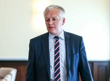 Wicepremier, minister nauki i szkolnictwa wyższego, Jarosław Gowin