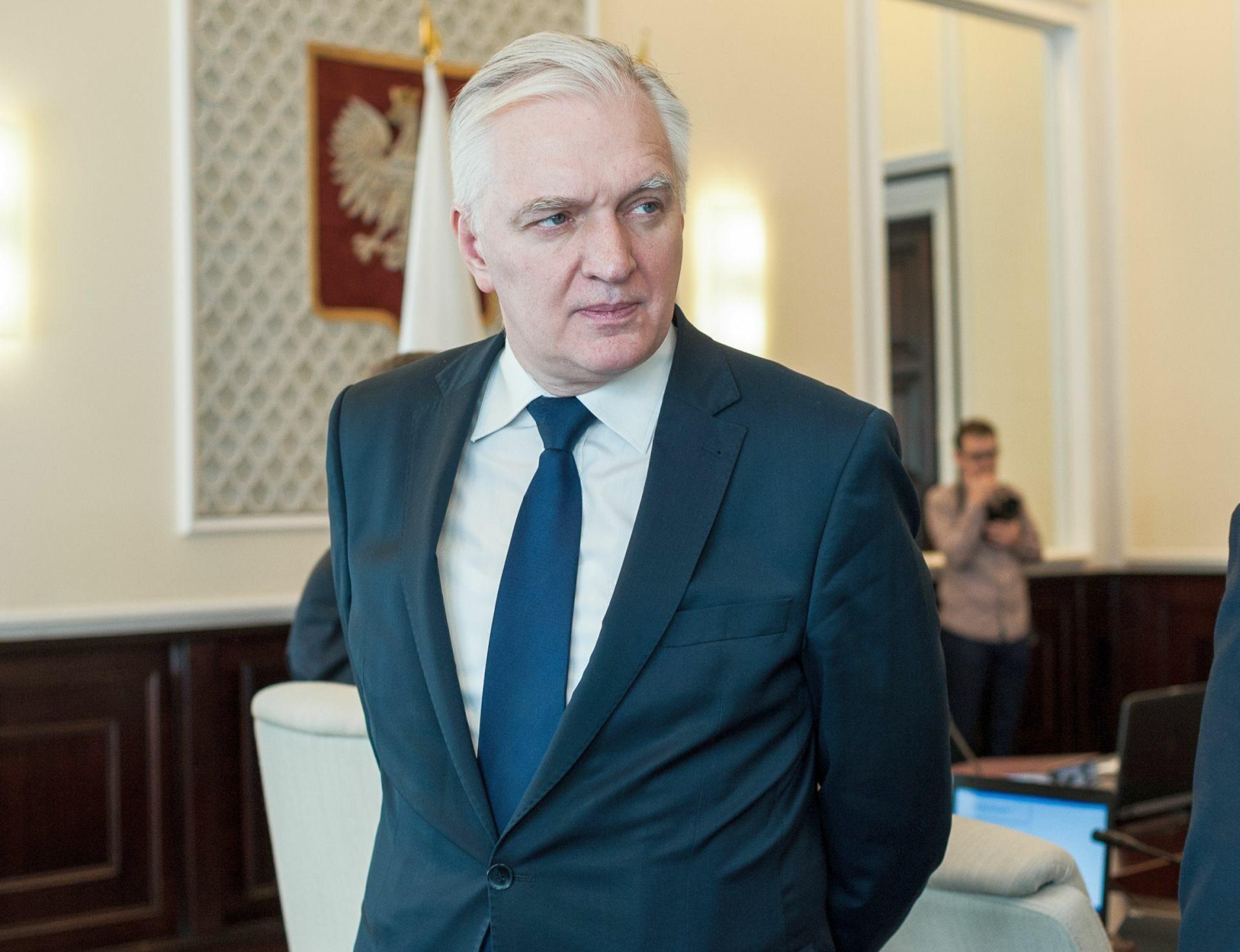 Wicepremier, minister nauki, Jarosław Gowin