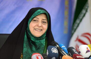 Wiceprezydent Iranu Masoumeh Ebtekar