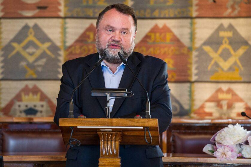 Wiceprezydent Krakowa Andrzej Kulig