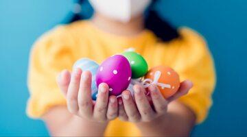 Wielkanoc to kolejne święta z powodowanymi pandemią obostrzeniami