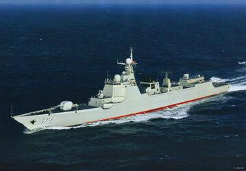 Wielozadaniowy niszczyciel Luyang III
