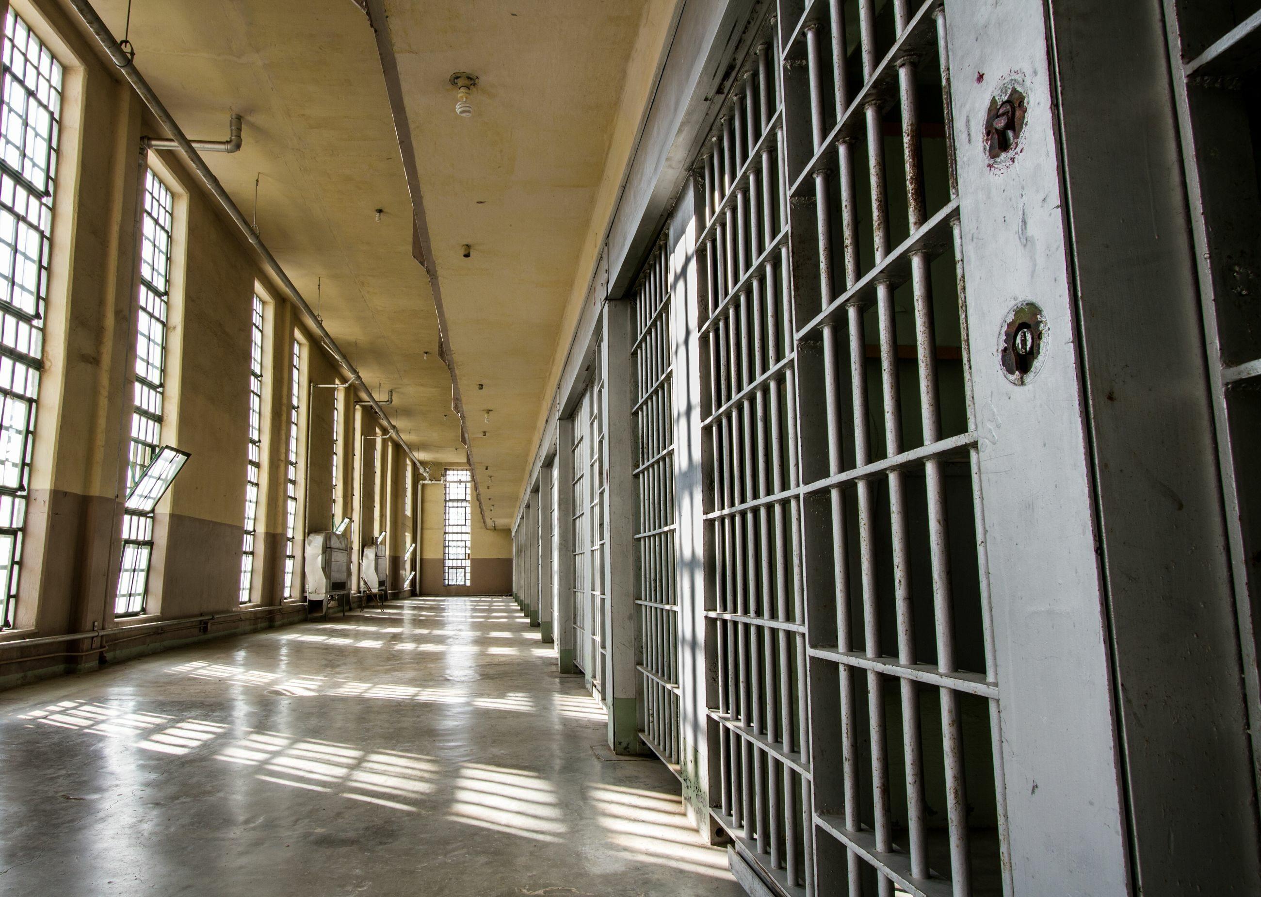 Więzienie, zdjęcie ilustracyjne