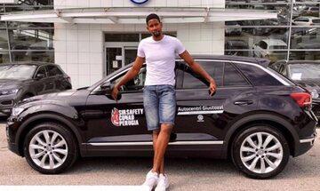 Wilfredo Leon i jego VW T-Roc