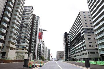 Wioska olimpijska w Tokio