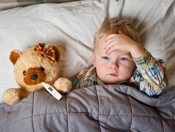 Wirus RSV u dzieci