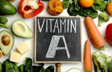 Witamina A – 15 naturalnych produktów, które mają jej najwięcej