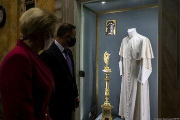 Wizyta prezydenta Andrzeja Dudy we Włoszech