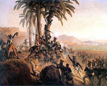 Władysław Jabłonowski zginał na San Domingo tłumiąc powstanie czarnej ludności