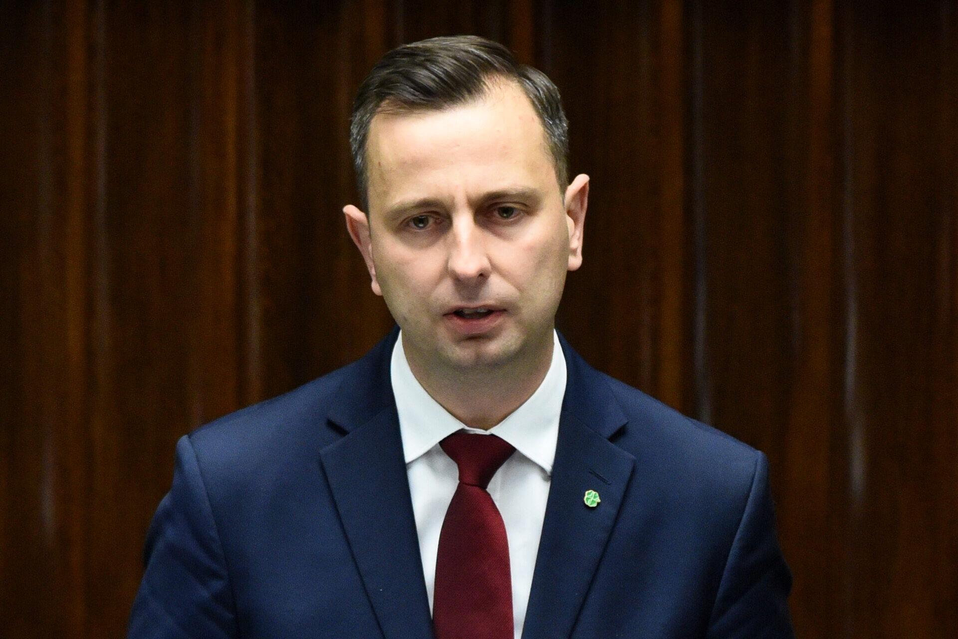Kosiniak-Kamysz walczy o nowe PSL