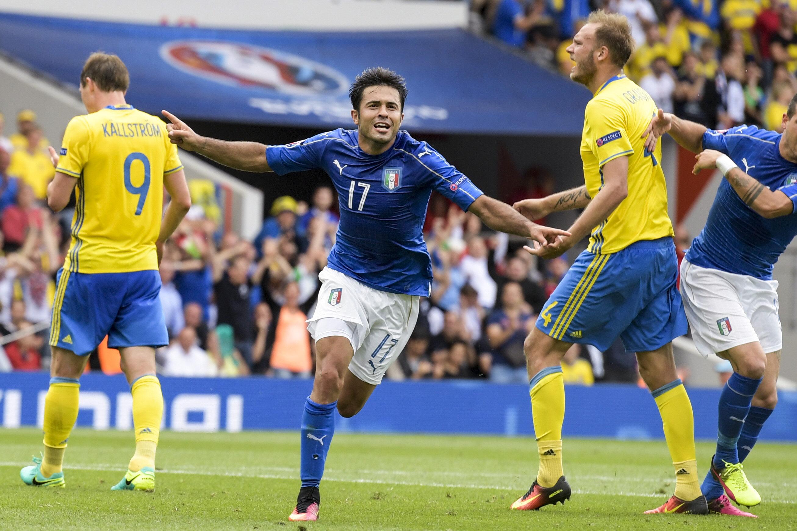 Włochy - Szwecja