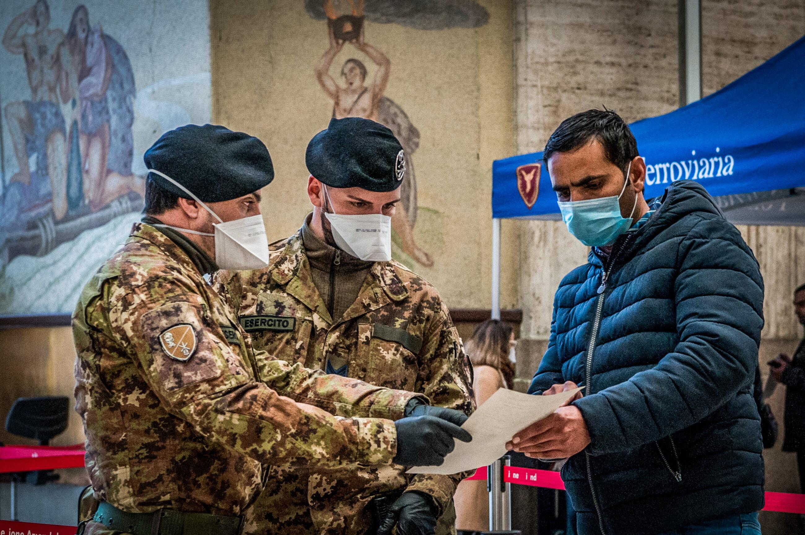 Włochy w czasie epidemii koronawirusa