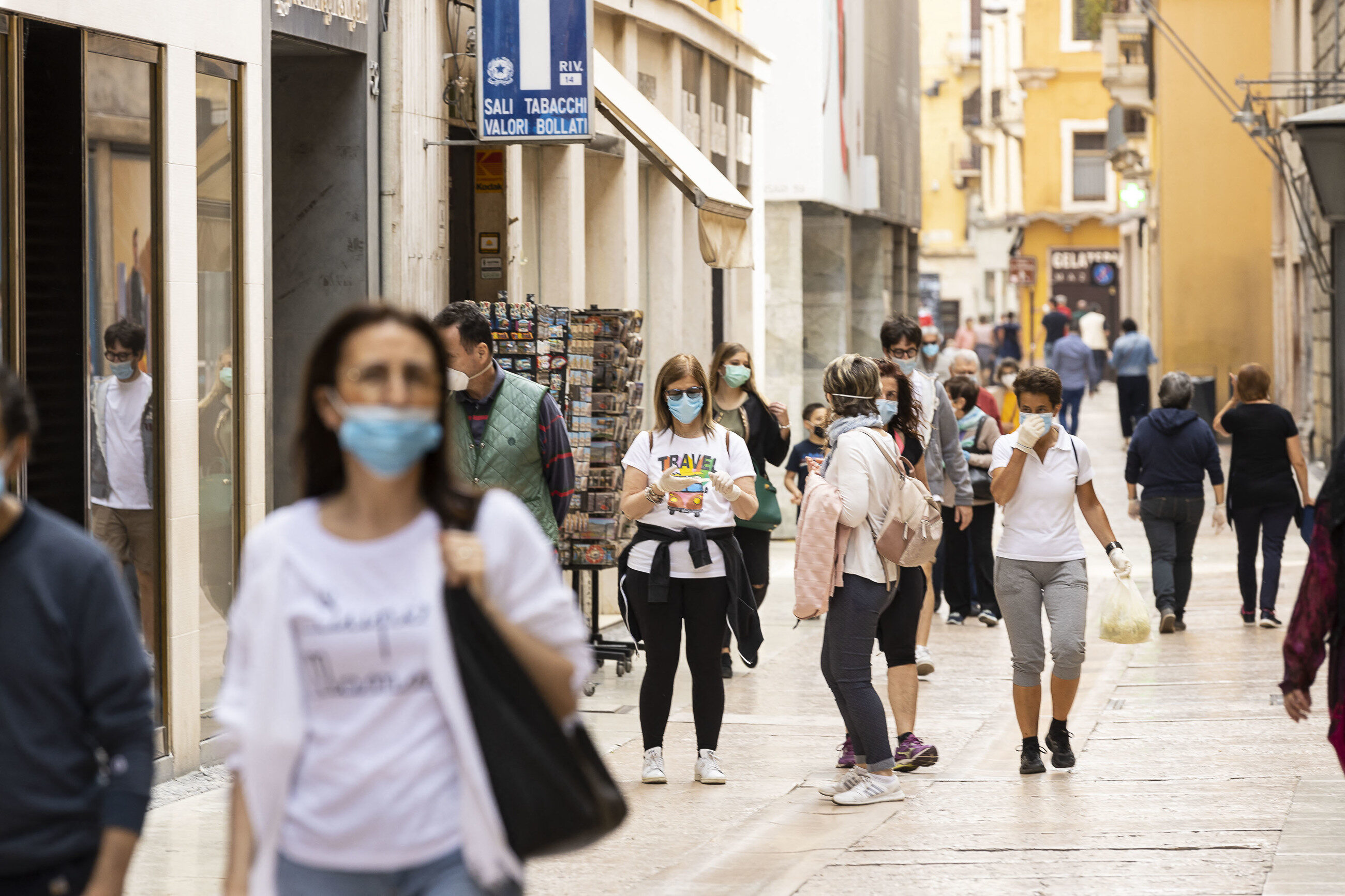 Włochy w trakcie pandemii koronawirusa