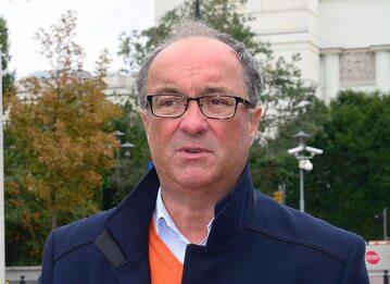 Włodzimierz Czarzasty, przewodniczący Sojuszu Lewicy Demokratycznej
