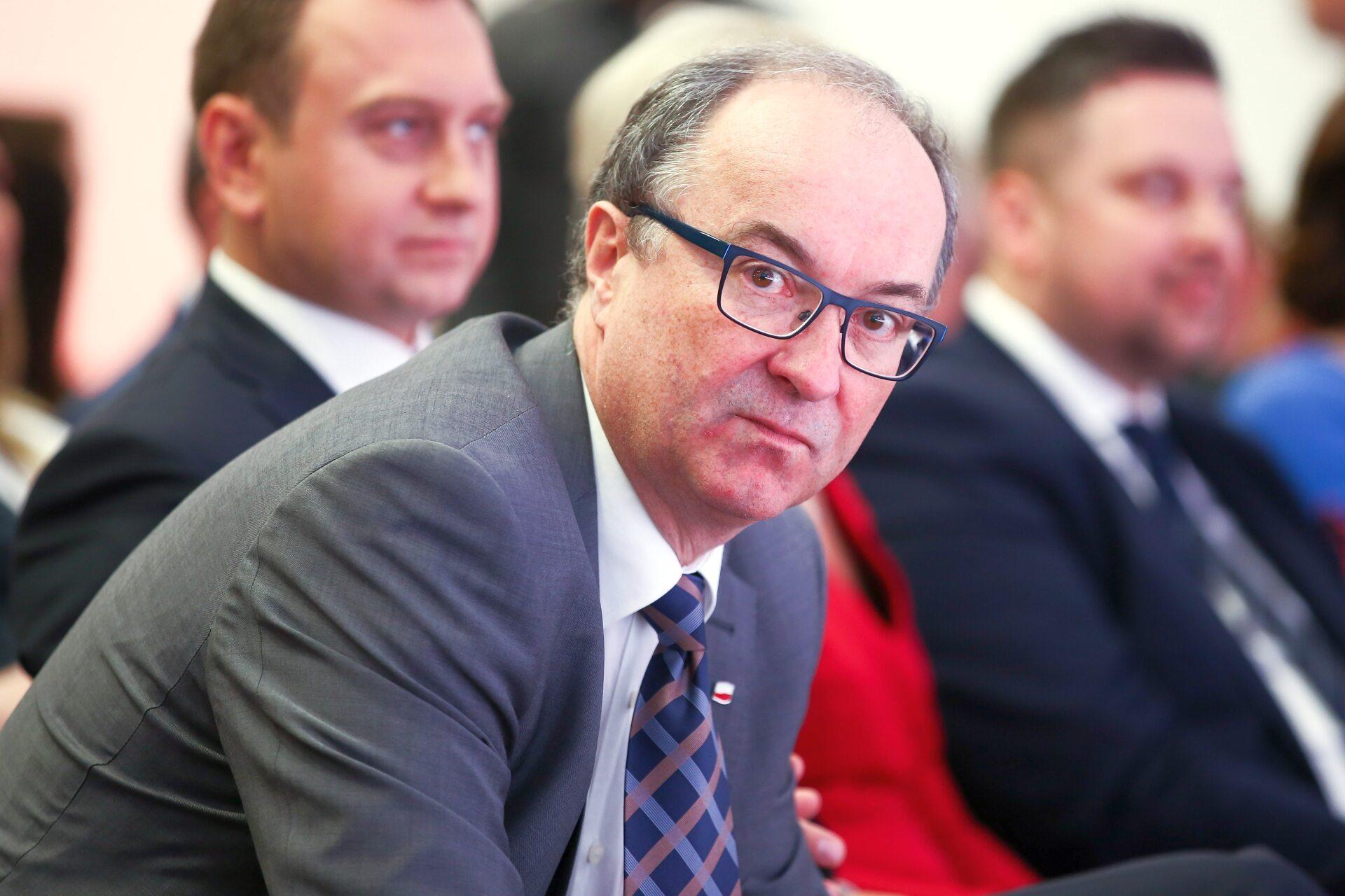 Włodzimierz Czarzasty, szef SLD