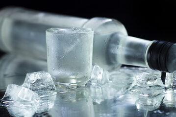 Wódka, zdjęcie ilustracyjne