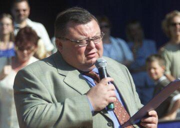 Wojciech Mann w 2001 roku