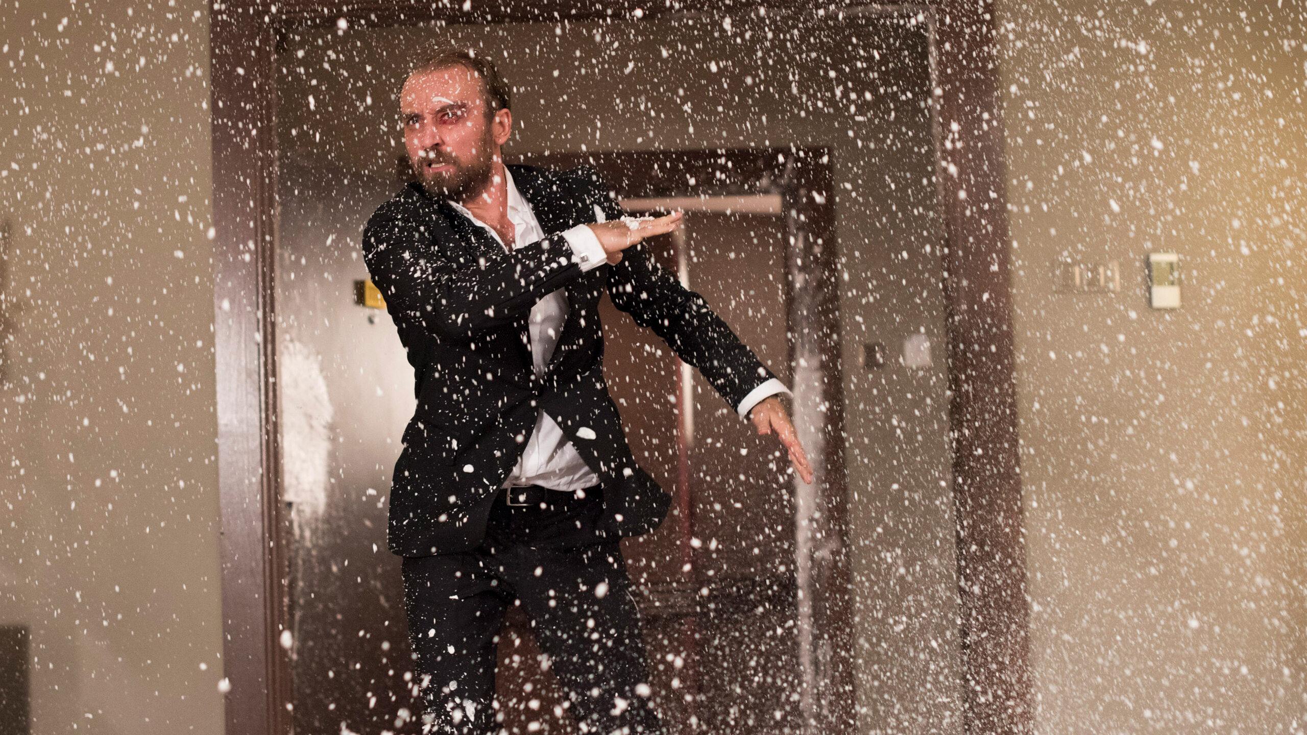 Wojciech Mecwaldowski w filmie 11 minut (2015)