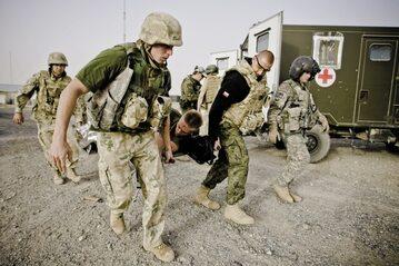 Wojna, która ratuje życie