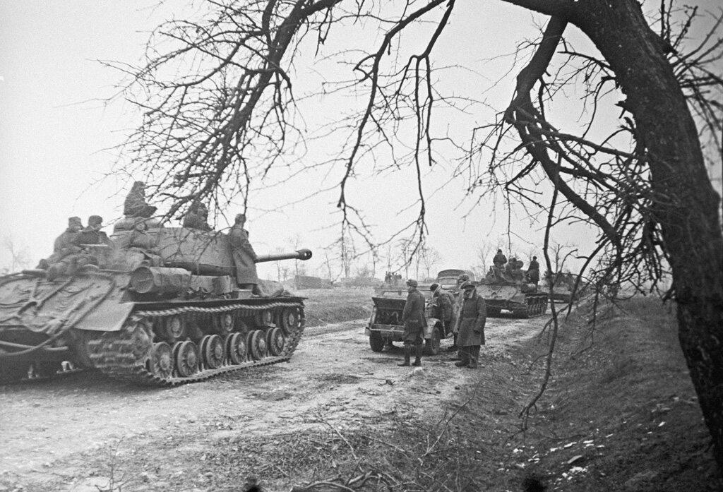 Wojska 1 Frontu Białoruskiego Armii Czerwonej w Polsce
