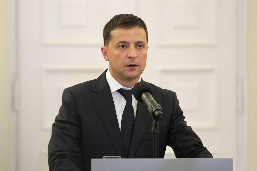 Wołodymyr Zełenski