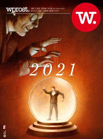 Wprost, okładka 1/2021