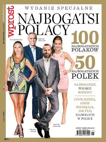 Wprost. Wydanie specjalne. Najbogatsi Polacy