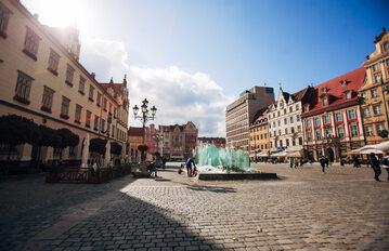 Wrocław, zdjęcie ilustracyjne