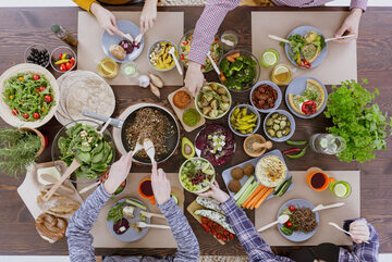 Wspólny posiłek