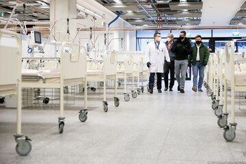 Wszystkie szpitale w Warszawie będą skoordynowane z Narodowym