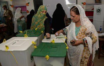Wybory w Pakistanie
