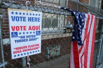 Wybory w USA, zdj. ilustracyjne