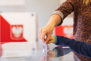 Wybory, zdjęcie ilustracyjne