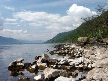 Wybrzeże Loch Ness
