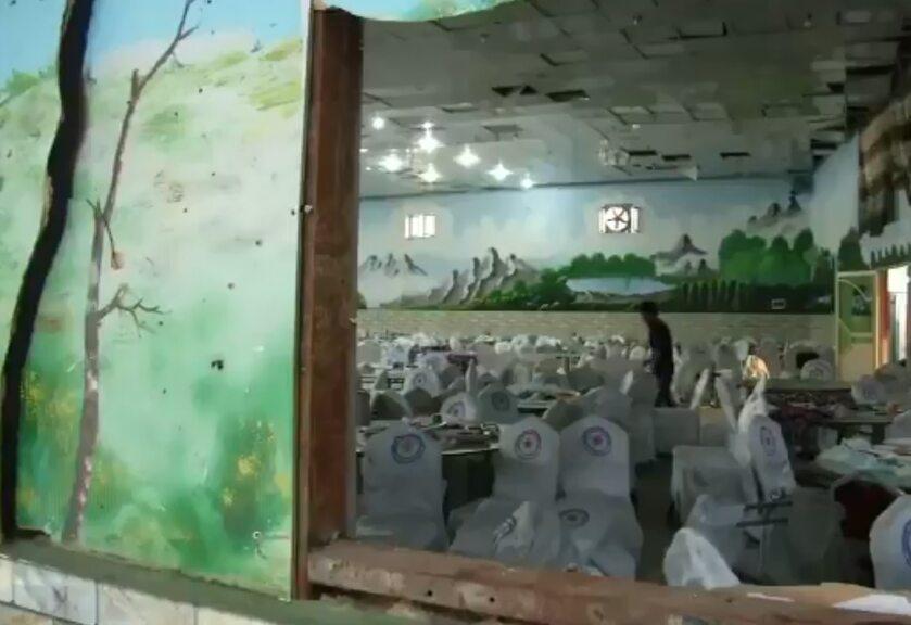 Wybuch na weselu w Kabulu