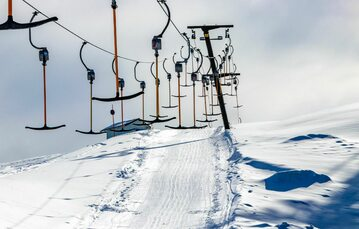 Wyciąg narciarski (zdj. ilustracyjne)
