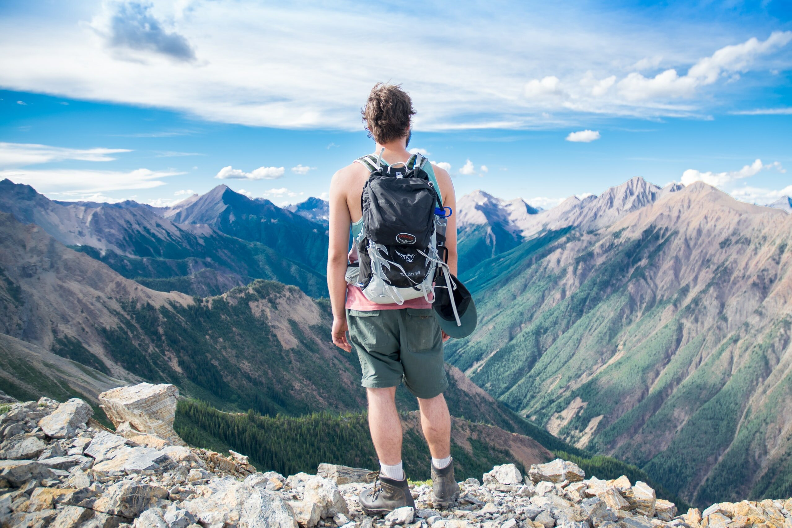 Wycieczka, góry