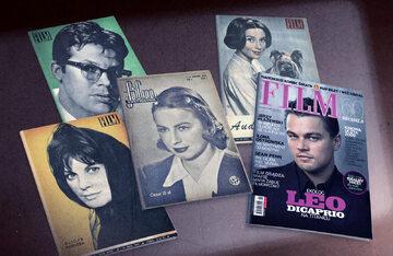 """Wydania magazynu """"Film"""""""