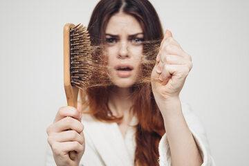 Wypadanie włosów to poważny problem!