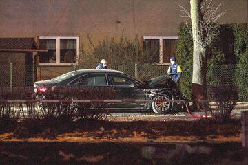 Wypadek samochodowy z udziałem premier Beaty Szydło