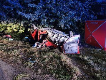 Wypadek w Jurandowie