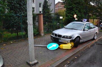 Wypadek w Tarnowie
