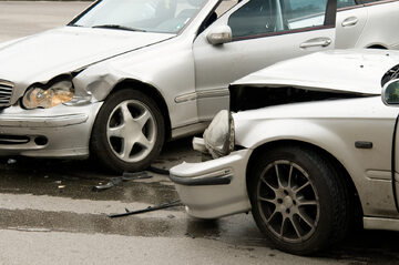 Wypadek, zdj. ilustracyjne