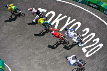 Wyścig BMX