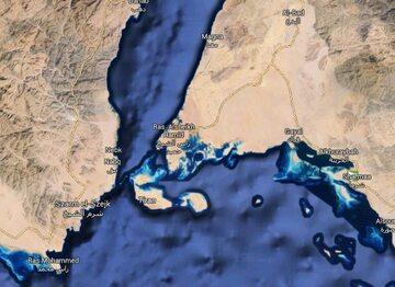 Wyspy Tiran i Sanafir