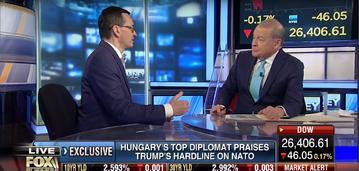 Wywiad dla Fox News
